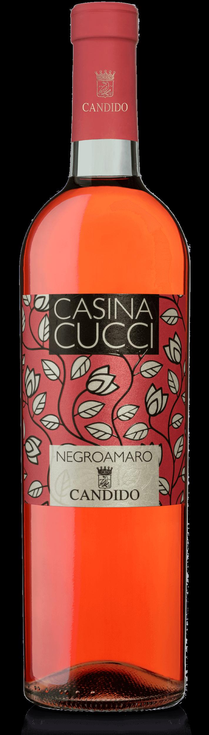 Candido casina cucci migliori vini rosati del salento