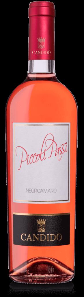 Vini rosati da Negroamaro Salento IGT Candido Vini