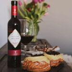 Vini dolci pugliesi e zeppole Aleatico Candido