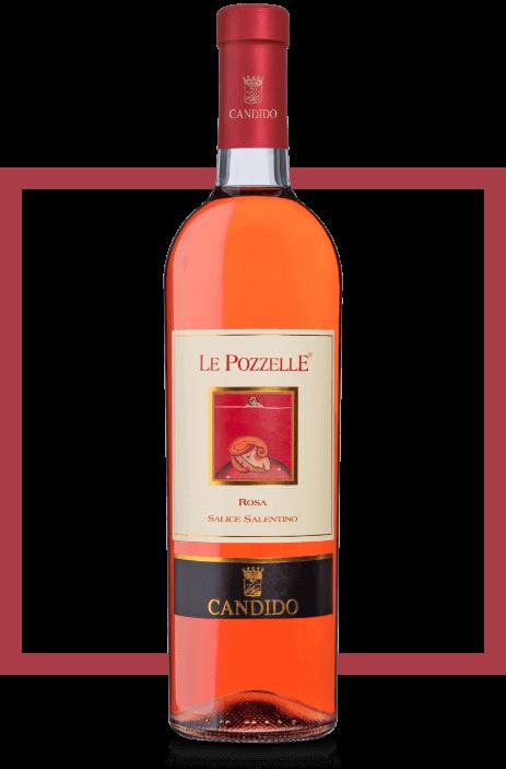 Le Pozzelle Candido vini rosati salentini