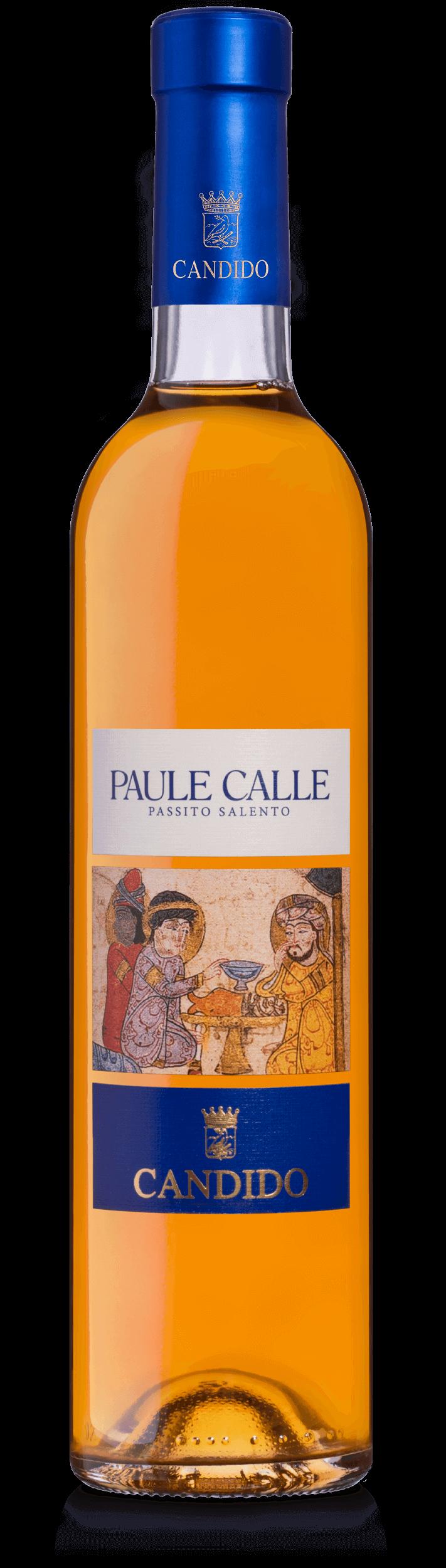 Paule Calle vino passito salentino